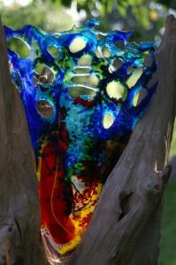 "Glas & Meer - Gundula Menking ""Baum und Glas"""