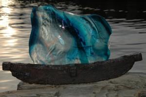 Gundula Menking, Glas und Meer