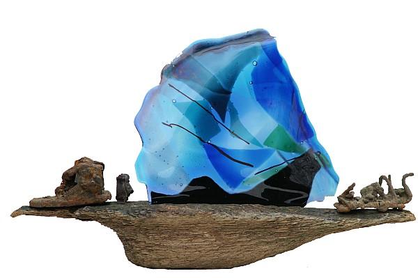 Glas und Meer - Gundula Menking