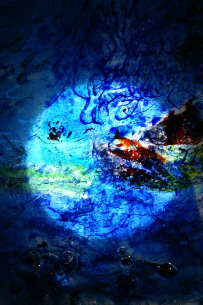 """Glas & Meer - Gundula Menking """"Vollmond am Meer"""""""
