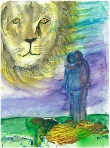 Der Geist des Löwen